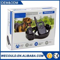 Real time gps dog collar WT738 No monitor and find your dogs and training your dogs