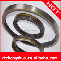High pressure hydraulic auto rubber oil seals good quality standard high temperature metal bellow