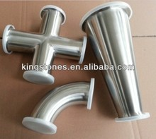 Tri Clover Sanitary Pipe Fitting Low Price
