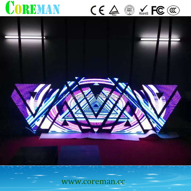 NightClub & KTV & Bar DJ booth P5 Indoor LED Display
