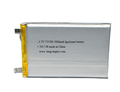 Good quality 7.5*55*90mm 3.7V 5000mAh li-polymer rechargeable battery 755590
