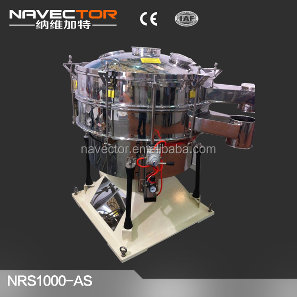 CE&ISO high quality 30 mesh vibrating sieve machine
