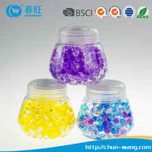 Home decoration Crystal Beads Air Freshener Odor Neutralizing Gel Beads fragrance for home