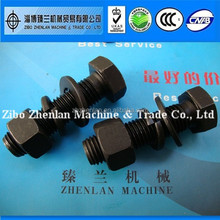 8.8/10.9 grade DIN 7990 heavy hex bolt and nut