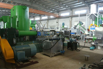 PP PE BOPP plastic film recycling machine