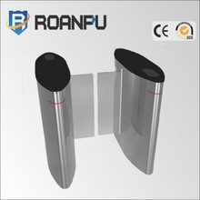 Newest ID card access speed sliding turnstile gate