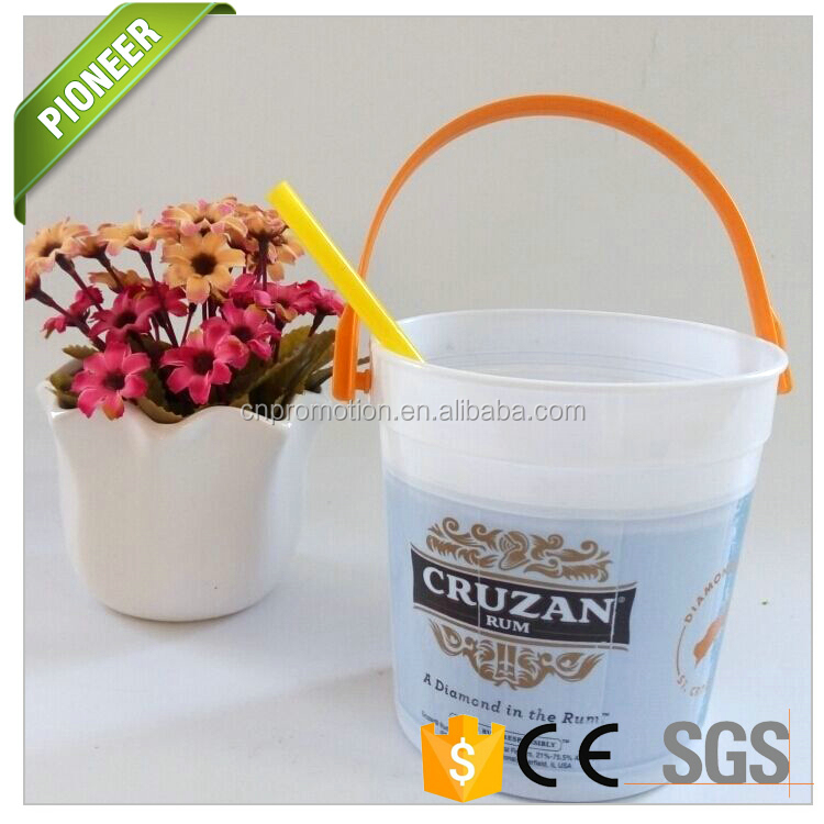 High performance Sand Ice plastic Bucket new inventions in china