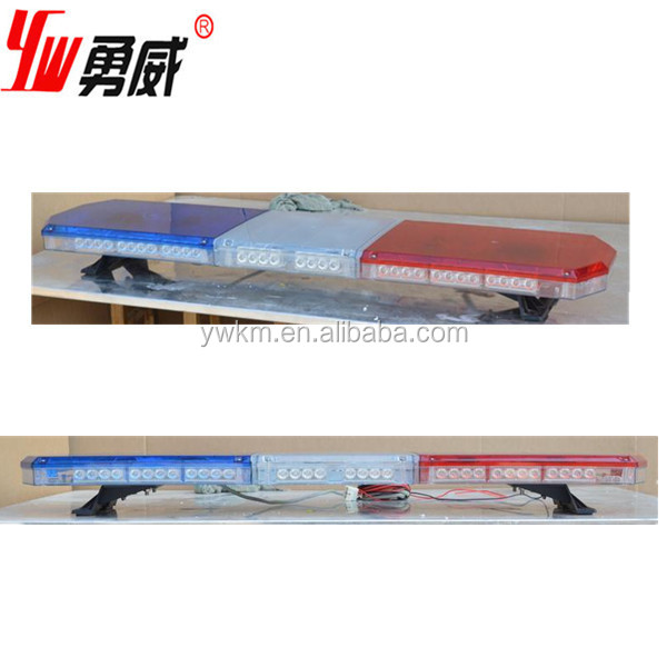 DC12V security and protection warning lightbar