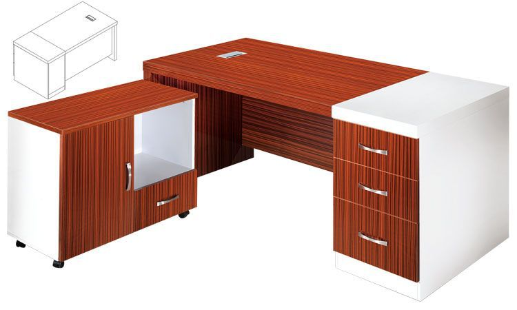 futuristic antiwear melamine office furniture guangzhou