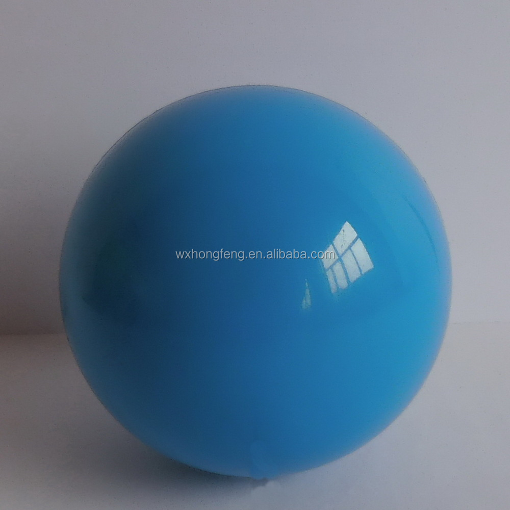 Hot-sale Inflatable colorful small PVC balls