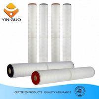 Jumbo PP sediment water filter big 10 micron 20 30 40 50 inch