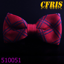 Wholesale Custom Knit Bow Ties For mens