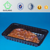 FDA Approval Free Sample Food Grade Vacuum Forming Disposable Plasitc Food Packing Box For Beef Meat