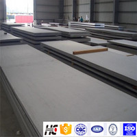 Standard quality din 1.3401 non magnetic steel plate direct from China manfacturer