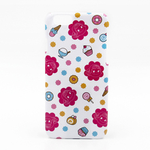 Custom print hard cell phone case for iphone 4s -- unique landscape
