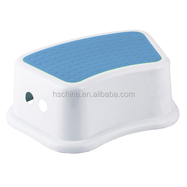 Plastic Children Step Stool With Handle Holes Buy Stool