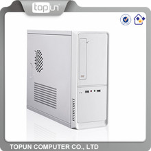 Hotsale elegant white atx pc cases cheap custom micro atx computer case bulk wholesale
