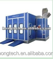 top quality automotive spray paint booth SBA200/car baking oven