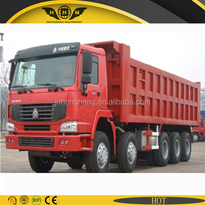 16 tires tipper truck 10x6 with huge loading capacity for sale from China
