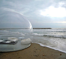 inflatable Transparent Inflatable Bubble luxury Camping Tent for Sale