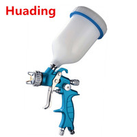 HVLP Top Gravity Spray gun Precise concentricity ensure 360 fine atomization,which is second to none,perfect performance and o