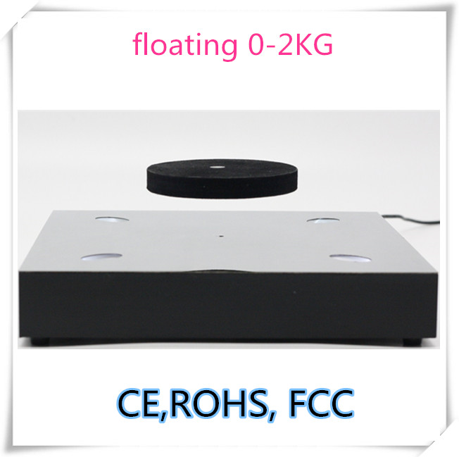 Factory sale levitation Magnetic floating three cellphone heavy 0-2KG