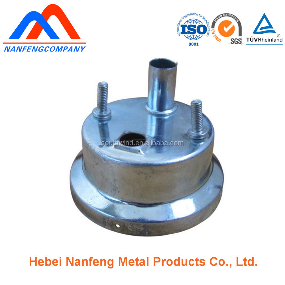 Hot sell metal steel shield can