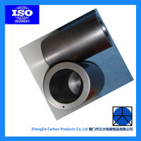 high temperature graphite crucible for melting metals