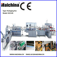 HCC120 Automatic Assembly Equipment for Packaging solutions