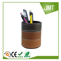 cheap price pen holder PVC leather pen case