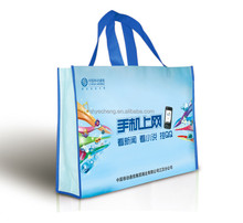 Eco-friendly laminated non woven tote bags (YC1492)