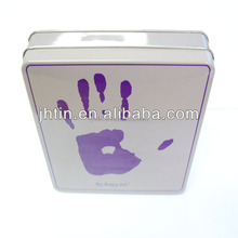 Alibaba China /health/product wholesale/Memorial/book shape tin boxes/cans/pots for gum/mints/candy/cookie