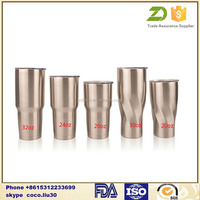 High quality thermal coffee cup ,vacuum water bottle ,30oz double wall stainless steel cold hot tumbler with handle ZDS1189