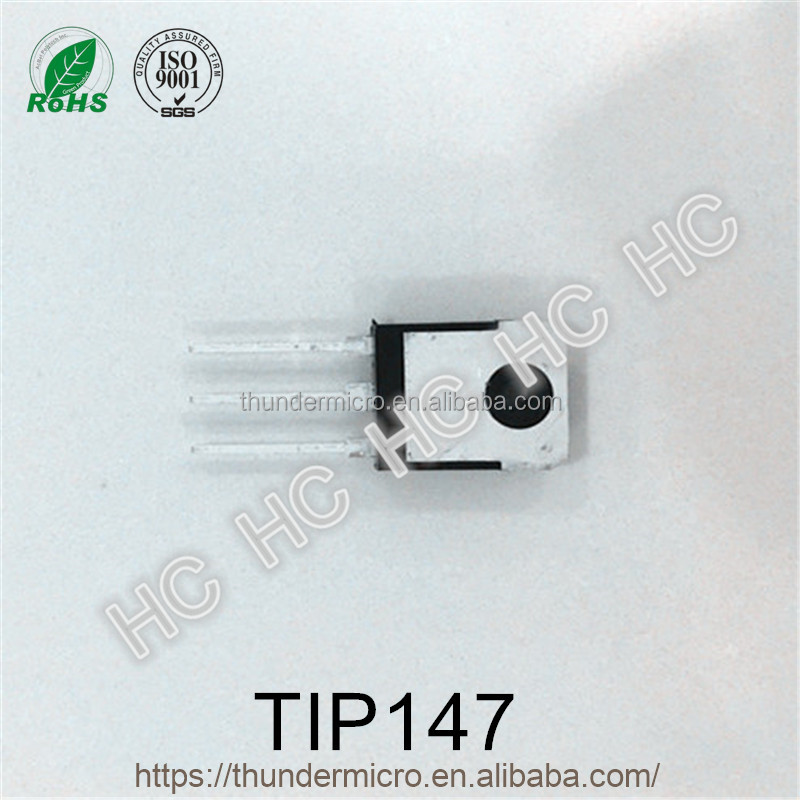 TIP147 silicon PNP power transistor