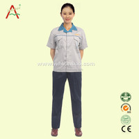 Plus size workwear uniform clothing