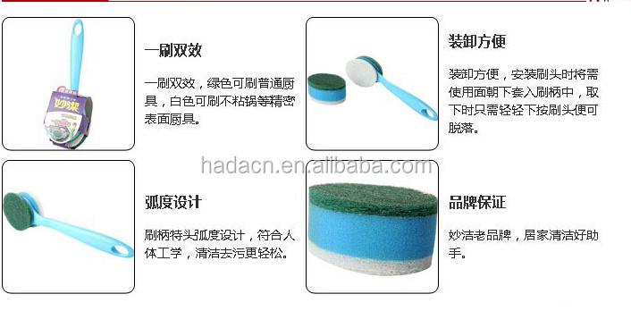 Hot-sell Round/Hand/Bathtub Cleaning Brush