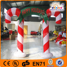 2014 Fashion christmas air inflatable toy