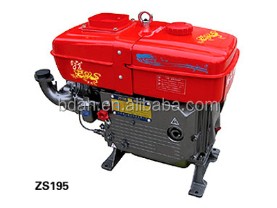 Alibaba Wholesale Farm Tractor Engine 20 hp One Cylinder 1115 Diesel Engine