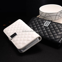 Classic Flip Wallet Card Slots Stand Genuine Leather Case Cover For iPhone 5 5S