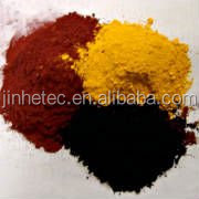 iron oxide prices/factory price/iron oxide yellow and red black pigment for coating/ceramic/concrete/colorant dye/brick