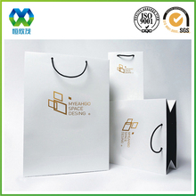 Customized Fancy Cheap Wholesale Paper Gift Bag Eco Bag Shopping