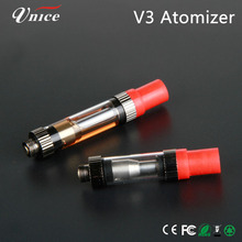 pyrex glass tank tobeco cartomizer and atomizer ohm meter with good price