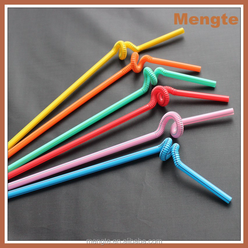 high quality fantastic plastic straw for kids disposable