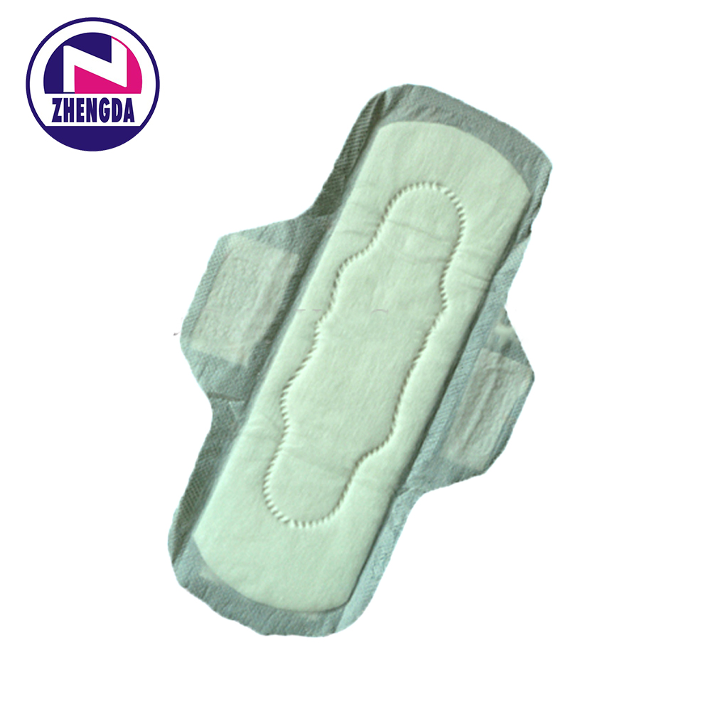 Disposable menstrual breathable 240mm anion sanitary napkin for ladies