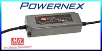 [ PowerNex ] Meanwell LED Power Supply NPF-90-42 (90W 42V 2.15A) PFC LED Power Supply, IP67 LED Driver, NPF-90