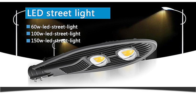 COB 30W led outdoor Street Lights for solar use