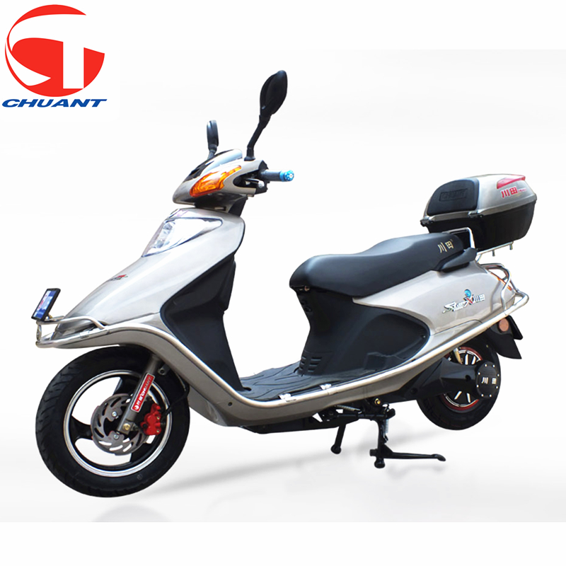 Integral Wheels 800W 60V 20AH Supper Power OEM Manufacture Electric Motorcycle for Sale