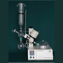 TOPTION RE-52A Laboratory 1L mini manual Rotary Evaporator