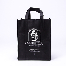 customized logo wholesale 6 bottles non woven wine bag with low price by your logo