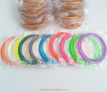 1.75mm 3mm 3D Printer Filament PLA Reprap 3D Printing Consumable 3D Printer Pen Filament ABS 1kg 26 colors in stock